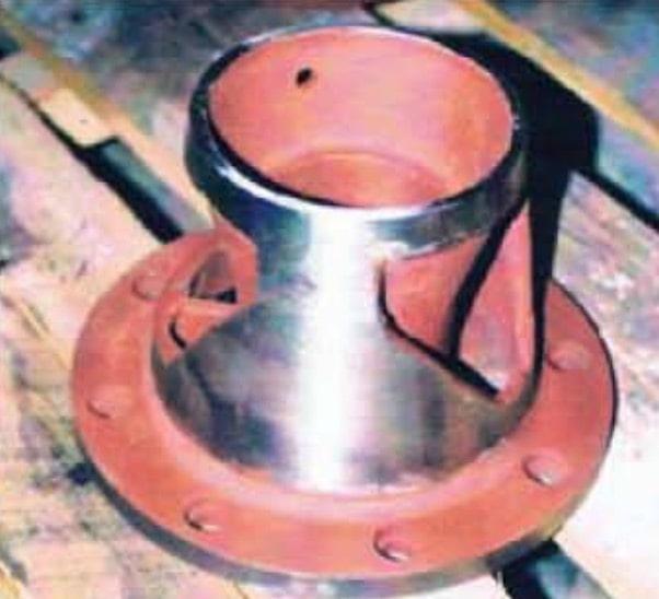 vacuum pump cone