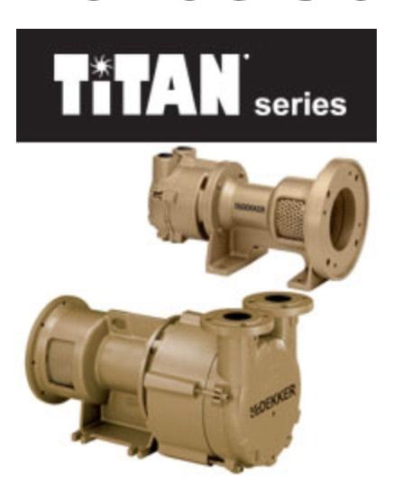 dekker titan series